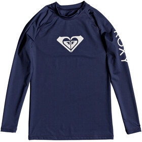 Roxy Whole Hearted longsleeve Dames blauw